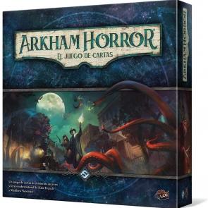 Arkham horror - El juego de cartas 0