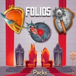 Pack de Folios